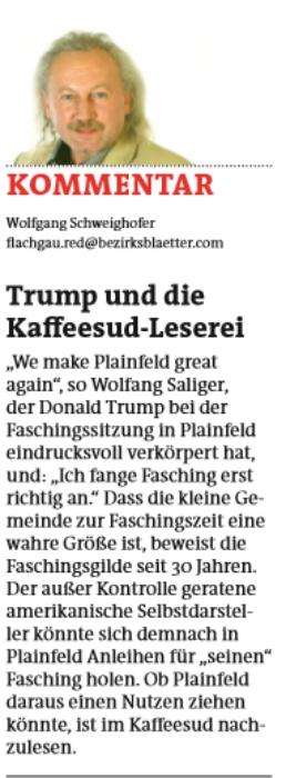 Flachgauer Nachrichten